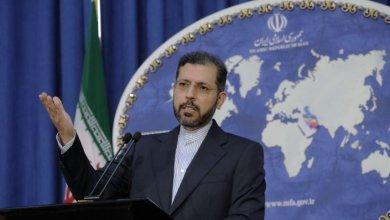 صورة إيران: التدخل الأجنبي فى أفغانستان مصيره الفشل