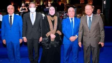"""صورة بحضور وزراء وسفراء .. افتتاح المهرجان الدولى للتذوق """"جوتيه"""" فى دورته الأولى"""