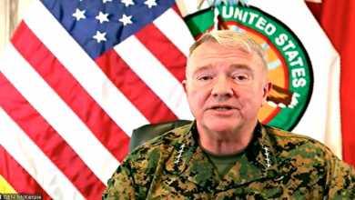 """صورة الولايات المتحدة تعترف بأنها قتلت """"خطأ"""" 10 مدنيين سبعة منهم أطفال في غارة بطائرة مسيرة في كابول"""