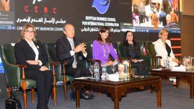 صورة مايا مرسى: المجلس القومى للمرأة هو الآلية الوطنية الحكومية للنهوض بالمرأة المصرية