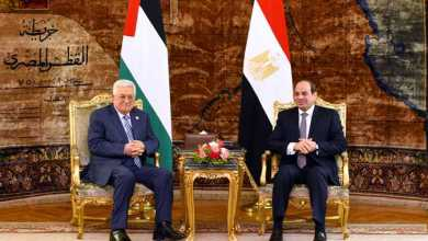 صورة الرئيس يتلقى برقية تهنئة من نظيره المصرى بمناسبة ذكرى المولد النبوى الشريف