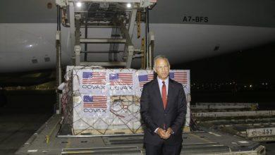 صورة الولايات المتحدة تتبرع لمصر بـ 1.6 مليون لقاح جديد من شركة فايزر ضد فيروس كورونا