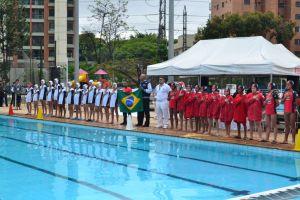 Copa PAB SUB-13 de Polo Aquático é atração em São Paulo (SP)