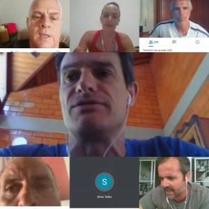 Liga PAB promove videoconferência com técnicos do Polo Aquático