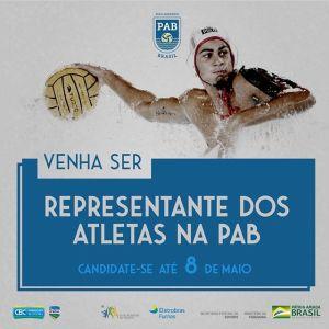 Polo Aquático Brasil lança campanha para representantes de atletas da entidade