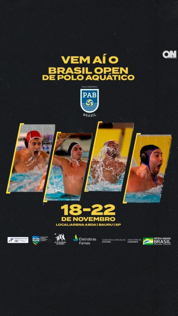 Brasil Open de Polo Aquático Masculino – 2020