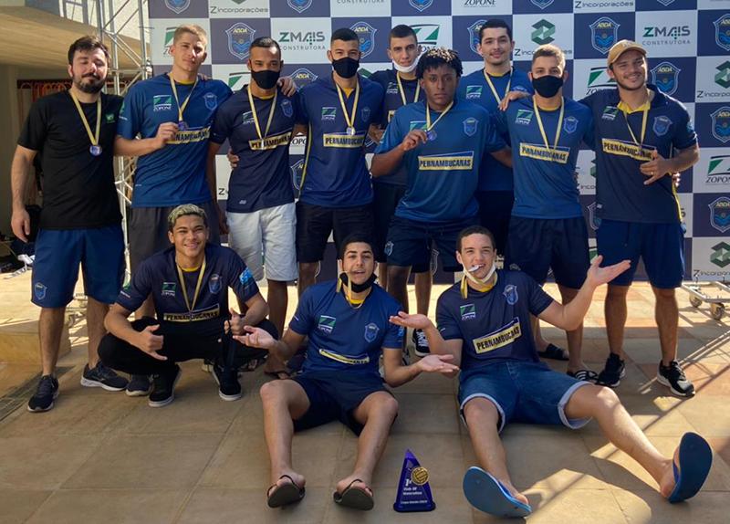 ABDA e Sesi conquistam os primeiros lugares da Copa União sub-18