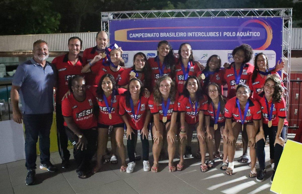 Campeonato Brasileiro Interclubes Sub 16 Feminino – 2019