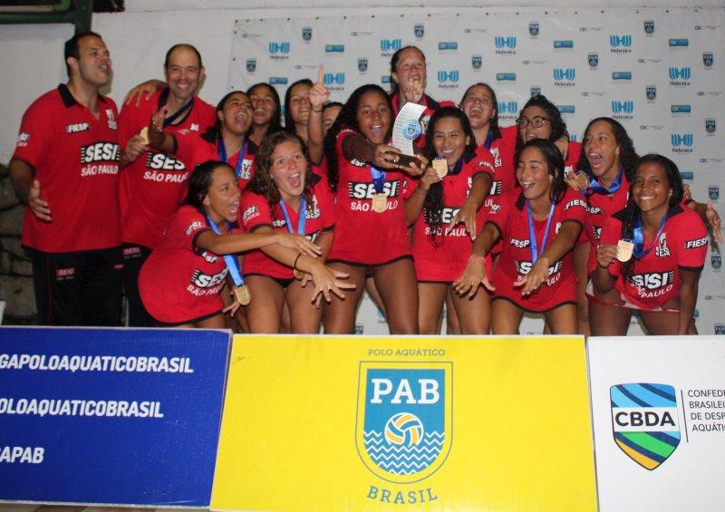 Campeonato Brasileiro Interclubes Sub 18 Feminino – 2019