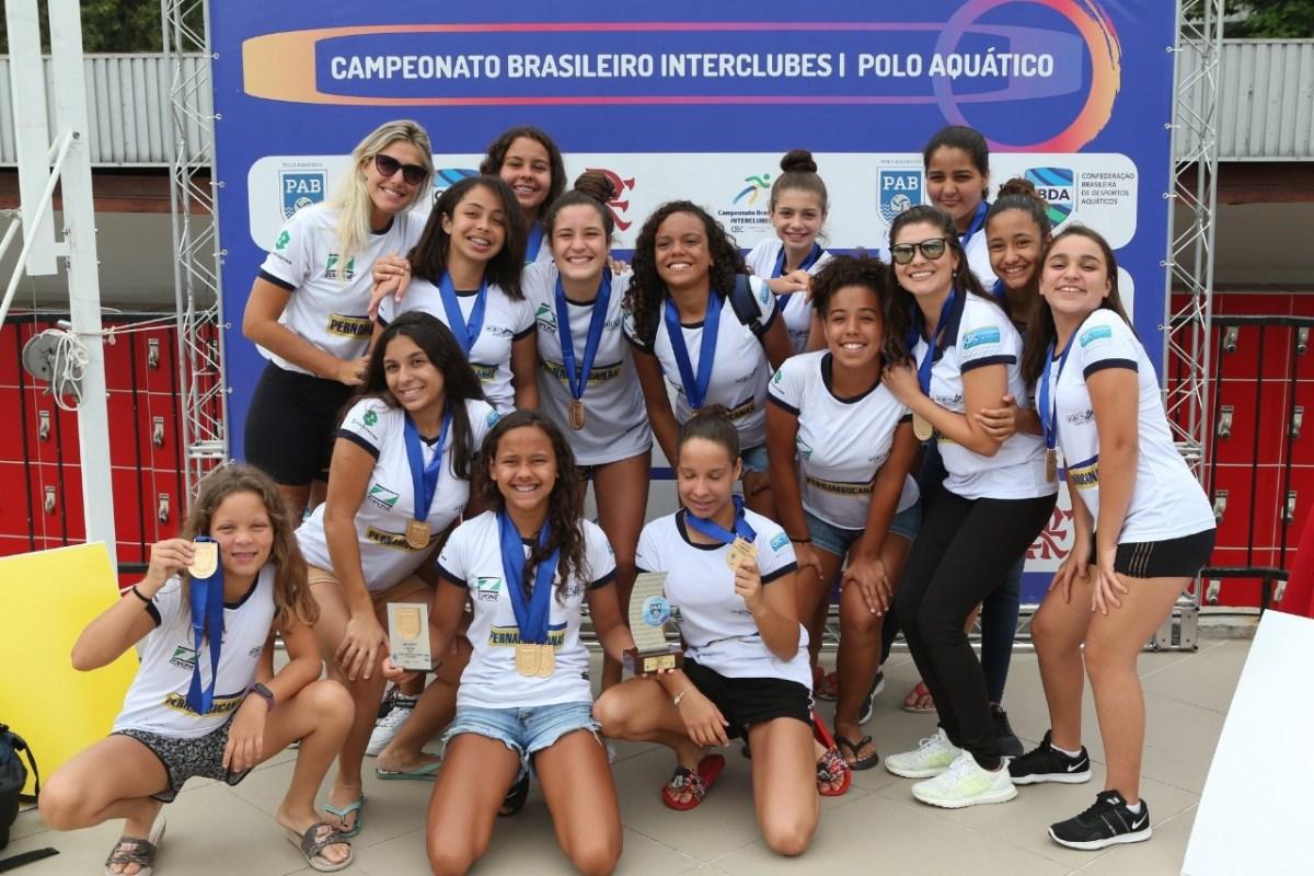 Campeonato Brasileiro Interclubes Sub 14 Feminino - 2019