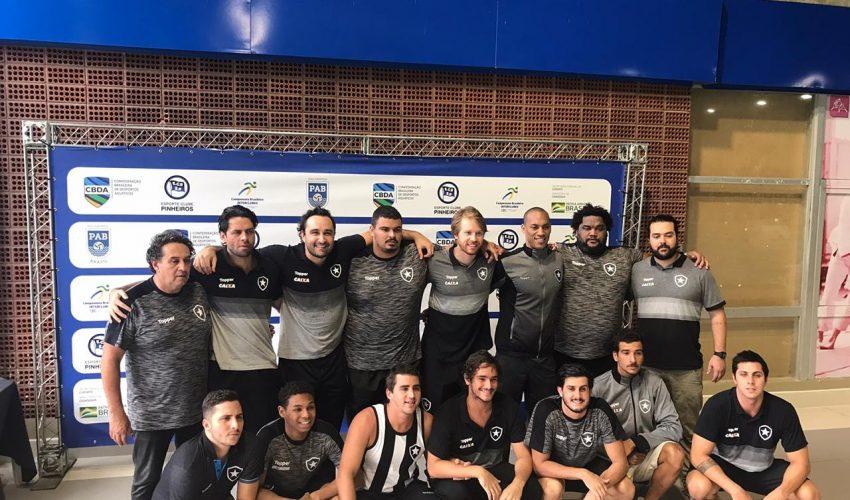 Polo aquático: Botafogo conquista o tetracampeonato sul-americano