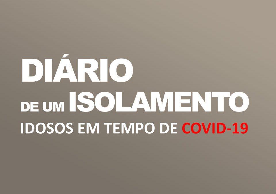 """Exposição no jardim  principal do parque de saúde Pulido Valente """"Diário de um isolamento"""""""
