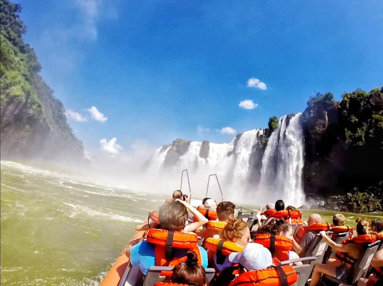 Actividades en las Cataratas de Iguazú Gran Aventura