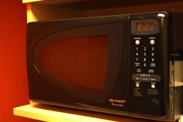 電子レンジ microwave 有害説 推奨説 電磁波