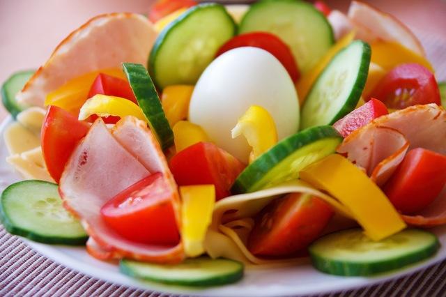 ダイエット 血糖値 コントロール 野菜 タンパク質