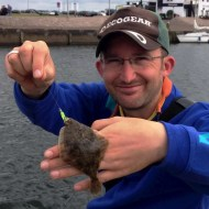 Flounder in practice session