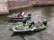 Team Gunki Boat