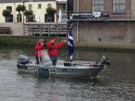 Team GB Boat