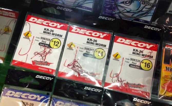 Decoy KR-26 Mini Worm