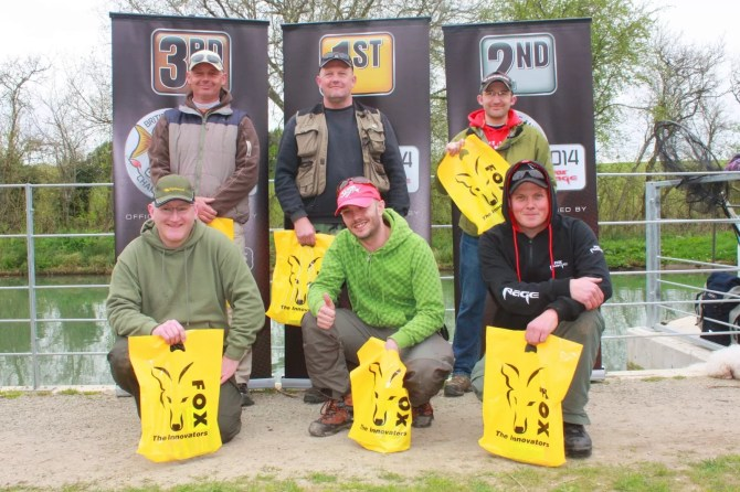 British Lure Angling Championships Q2 Froxfield
