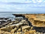 Kimmeridge Rock Formations