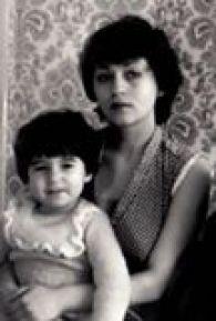 Me and Mom circa 1980