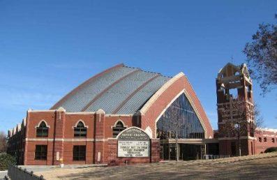 Martin Luther King Jr. National Historic Site, Atlanta Picture: New Ebenezer Baptist Church