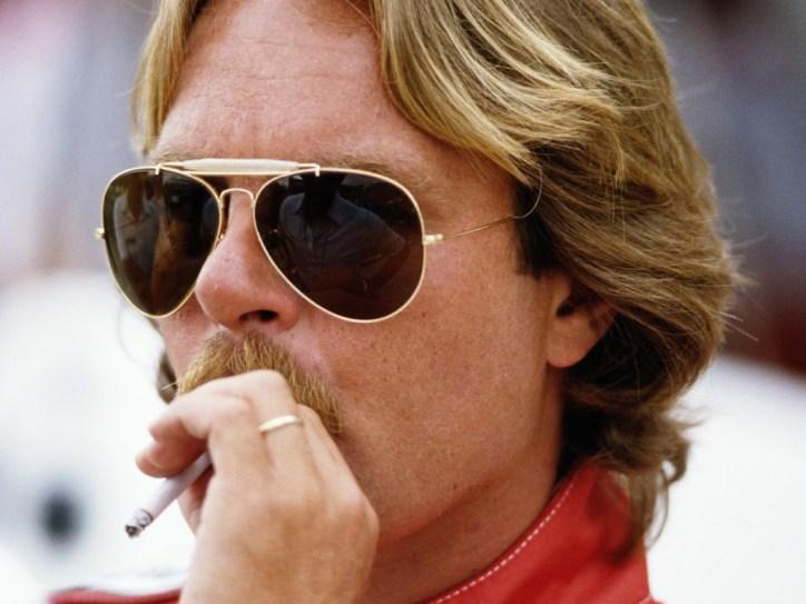 The shadesof vintage F1