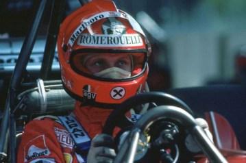 Niki Lauda - AGV X-1