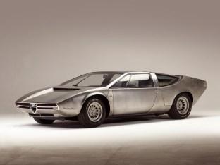 1969 – Alfa Romeo Iguana Italdesign