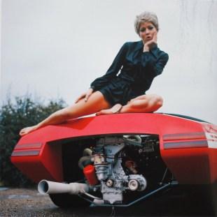 1969 – Fiat Abarth 2000 Pininfarina