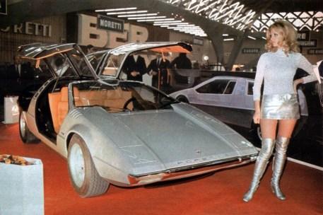 1970 – Volkswagen Porsche Tapiro Italdesign