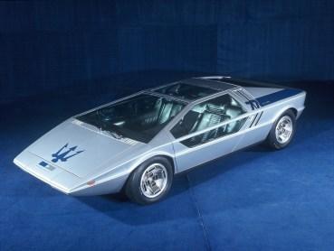 1972 – Maserati Boomerang Italdesign