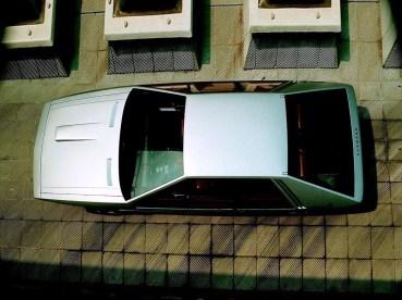 1973 – Audi Karmann Asso di Picche Italdesign