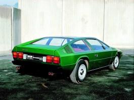 1974 Maserati Coupé 2+2 Italdesign