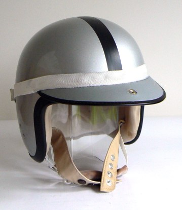 Jack Brabham - Helmet