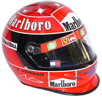 Schumacher - 2000 Helmet