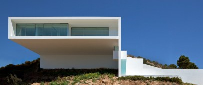 House on the Cliff - Fran Silvestre Arquitectos (2)