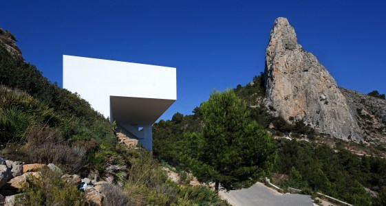 House on the Cliff - Fran Silvestre Arquitectos (35)
