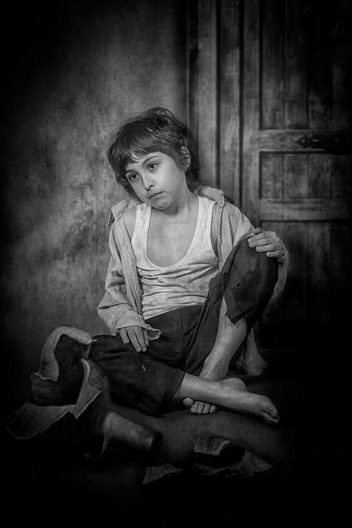 FOTO ninos fotografia infantil CREATIVA 2 Lightangel Pedro J Justicia Santa Coloma Barcelona - Fotografía infantil creativa -