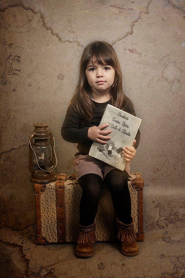 FOTO ninos fotografia infantil CREATIVA 29 Lightangel Pedro J Justicia Santa Coloma Barcelona - Fotografía infantil creativa -
