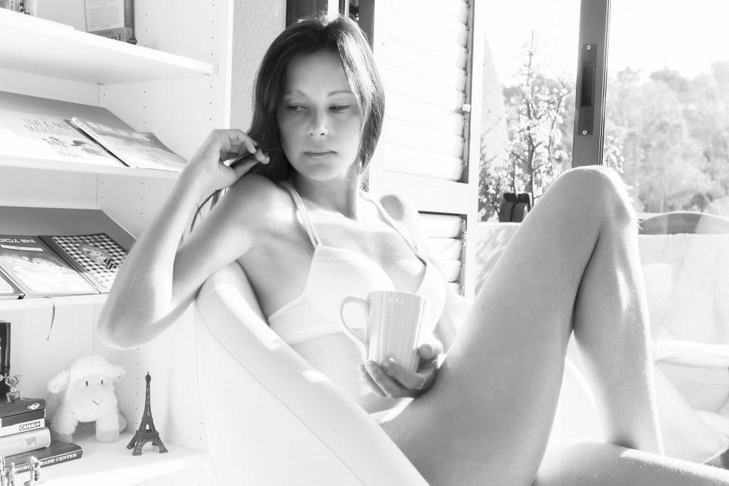 Sesion boudoir a domicilio lightangel modelo diana conde 29 - Front Page -
