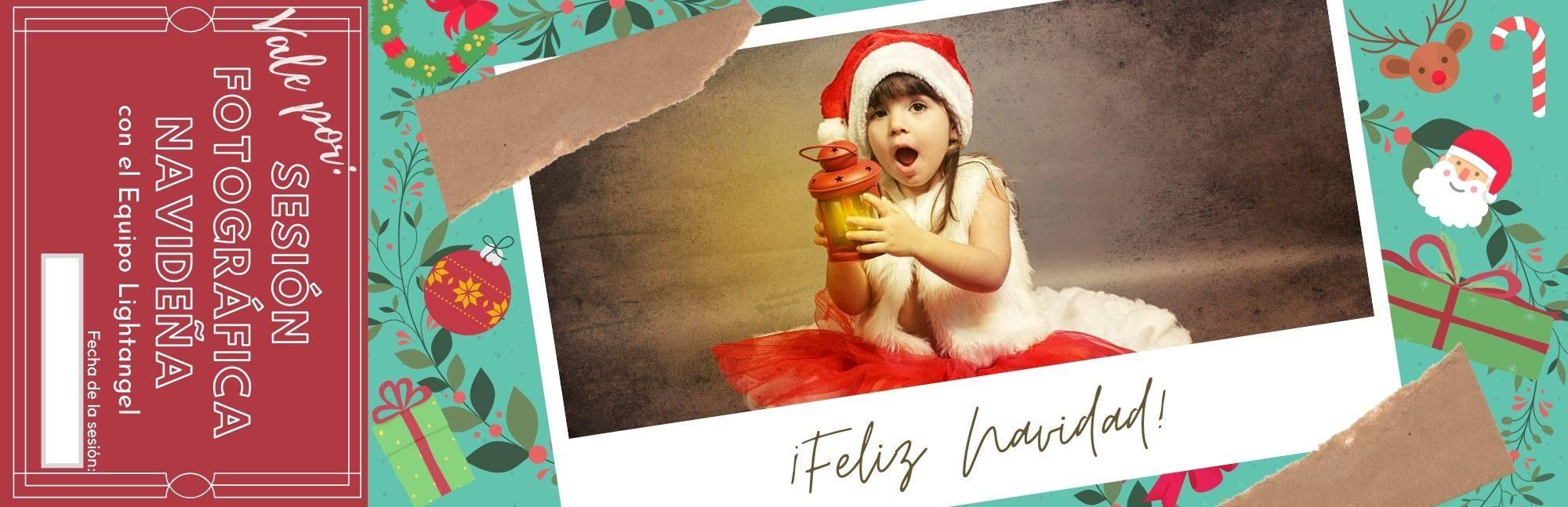 vale sesion fotografica navidad lightangel - Esta Navidad, regala recuerdos con Lightangel -