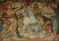 Le Roi Chevalier (1920), Mosaic