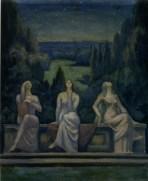 Study for L'Ecole du Silence (1929)