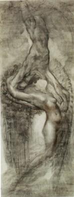 Drawing for Le dieu vaincu par l'amour (1930)