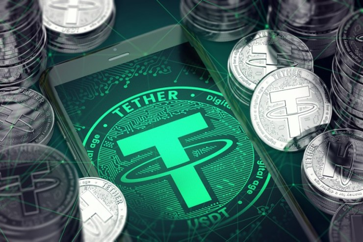 Tether is now available on Coinbase Pro