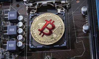 Bitcoin hashrate jumped 30 percent in one day