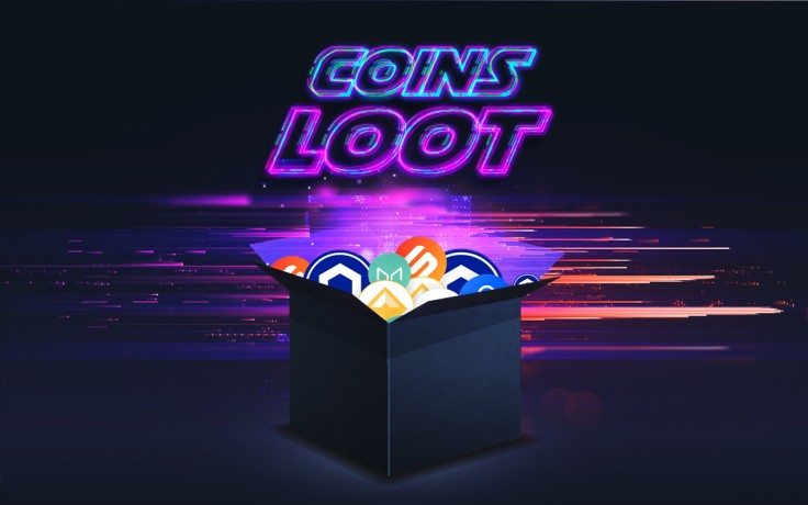 CoinsLoot launches first crypto loot boxes and rewards for crypto enthusiasts