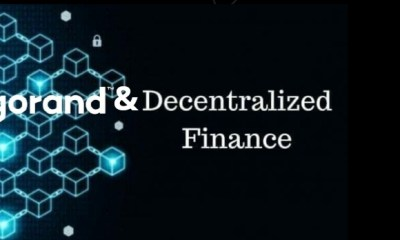 Algorand Enhances Decentralized Finance 3.0